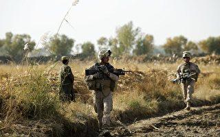在阿富汗的美国士兵(AFP)
