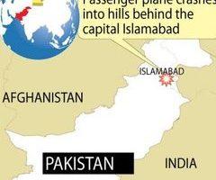 巴基斯坦国坠机已寻获5尸
