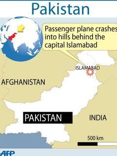 巴基斯坦國墜機已尋獲5屍