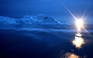 北極50年來最大冰川分裂 面積260平方公里
