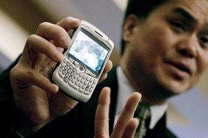 黑莓手机加密技术背后的故事