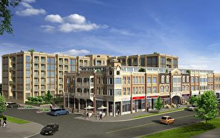 68 MAIN STREET外觀( 圖片來源:Sierra Building Group)