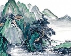 山水有清音──谈古典诗词的山水意象