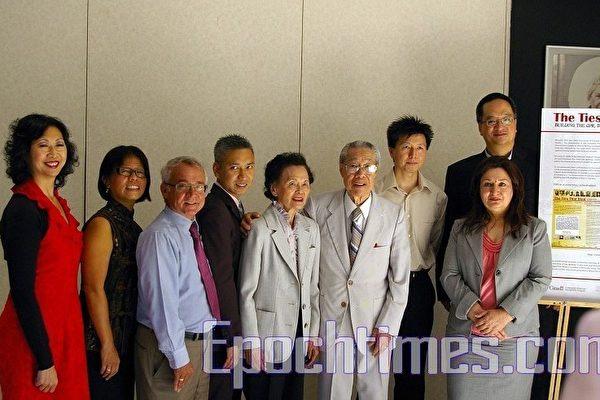 网上展览首次展示加拿大华人历史