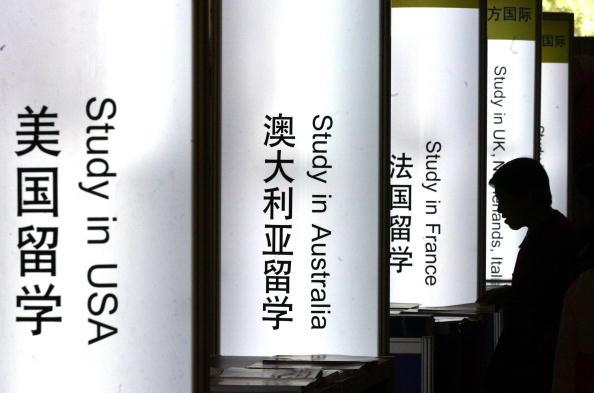 世界留学大饼 中国学生最多占17%