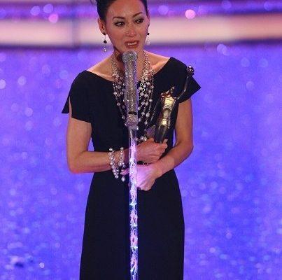 第29屆香港金像獎,惠英紅以《心魔》奪影后。(圖/大紀元)