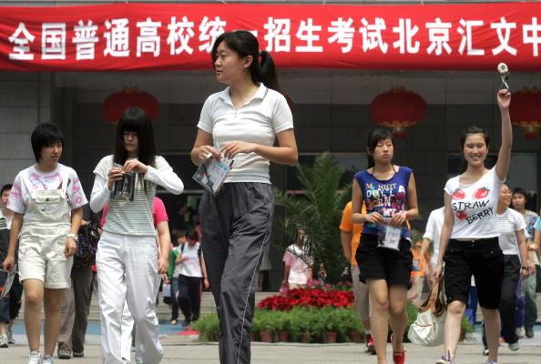 紐時﹕中國式考試 美國式鼓勵