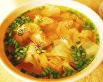 港式鲜虾水饺。(摄影:明仕/大纪元)