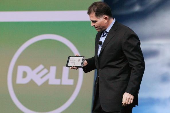 戴尔将推第2款平板电脑 挑战苹果iPad