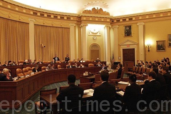 美眾議院委員會通過人民幣匯率議案