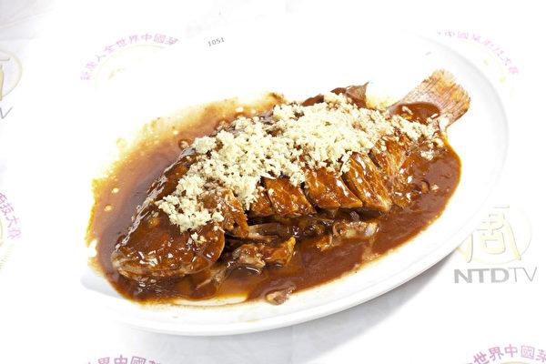 組圖:第三屆「全世界中國菜廚技大賽」決賽第二輪