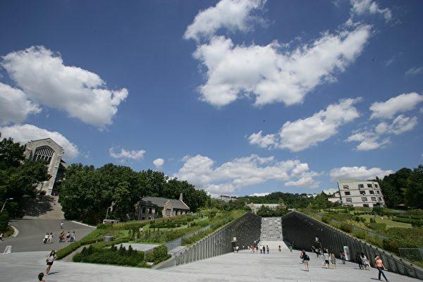 韓國首爾梨花大學。(圖片由梨花大學提供)