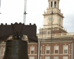 今年是自由钟铸造250周年。 (大纪元)