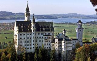 組圖:十大歐洲宮殿城堡