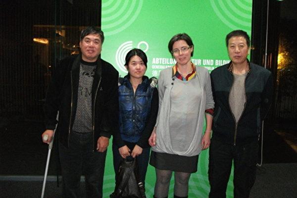 「投稿」德國領事再邀上海三訪民