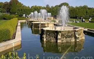 主喷泉花园 (摄影: 司瑞/大纪元)