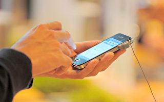 移動支付不只限於智能手機,還包括iPad 或 Kindle等電子書閱讀器。(法新社)