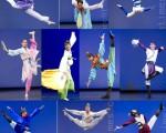 在2010年9月於美國紐約舉行的第四屆新唐人「全世界中國舞舞蹈大賽」中,神韻藝術團的演員們表現出色,贏得多個金獎、銀獎和銅獎。圖為舞蹈大賽十位冠軍。(攝影:戴兵、愛德華/大紀元)