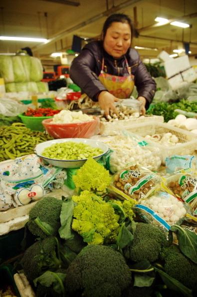 再漲! 11月上旬36城市菜價同比漲62.4%