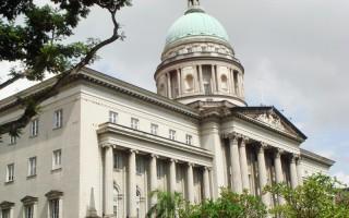 新加坡政府大楼(摄影:雨风)