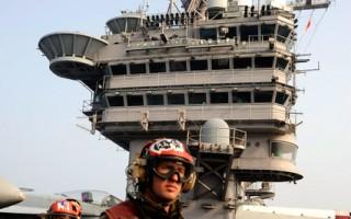 美航母黃海軍演 北京朝鮮再演雙簧