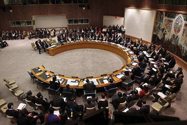 聯合國安理會週日(19日)就朝鮮半島的緊張局勢舉行閉門緊急磋商。圖為紐約市的聯合國總部。(圖/Mario Tama/Getty Images)