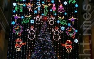 組圖:聖誕到費城