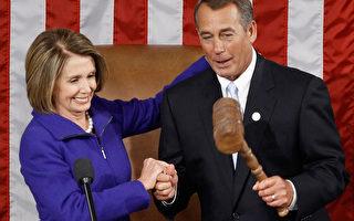 美共和党重掌众院 誓言推翻健保法案