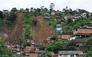 组图:巴西洪灾 548人罹难 下雨持续