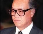 赵紫阳生前照片(AFP,摄于1987年7月13日)