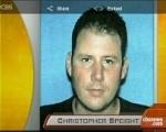 警方在维吉尼亚州中部乡村地区发动大规模搜捕行动后,39岁的嫌犯史佩特(Christopher Speight)向警方投降。(视频截图)