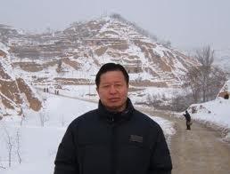 中国大陆知名维权律师高智晟档案图片(大纪元)