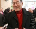 大田文化財團總裁、前培材大學校長朴疆壽(Park Kang Soo)(攝影:金國煥  / 大紀元)