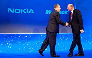 诺基亚智能手机将采用微软系统