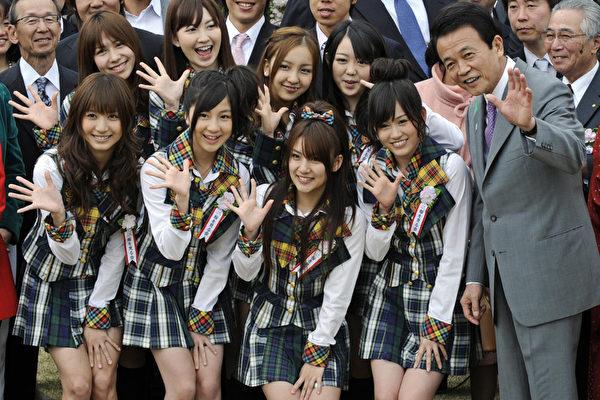 AKB48单曲畅销110万 名导想沾光