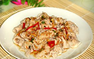 【采秀私房菜】鮮香鹹辣的蒜泥白肉