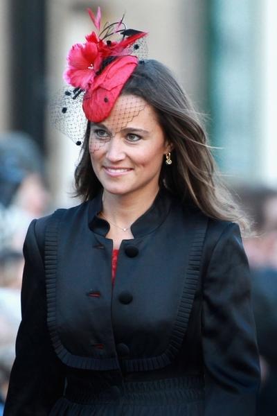 英国凯特王妃妹妹皮帕‧米德尔顿(Pippa Middleton)的私密照片被骇客获取。(Christopher Furlong/Getty Images)
