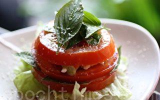 【舞動味蕾】蕃茄蘿勒沙拉
