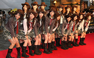 AKB48第二張百萬單曲 熱賣速度破記錄