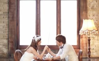 《我們結婚了》徐賢和鄭容和公開婚紗照