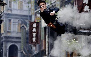 霍建華拍槍戰戲 2.3公尺跳躍吃不消