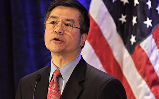 奧巴馬將提名駱家輝任美駐華大使