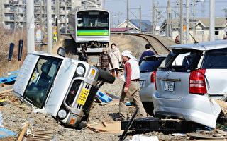 日本在地震後滿目瘡痍,更面對核洩漏危機。香港記者協會呼籲赴日本採訪的記者配備合適的防輻射裝備。(AFP)