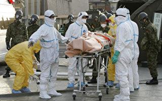 福岛核电站机组第三次爆炸  核危机加剧