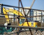 中国的保障房计划完工率低,是招牌怪象。(AFP)