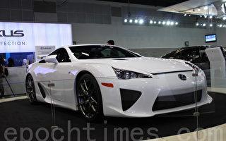 组图:2011年温哥华国际汽车展