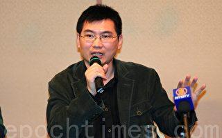 长平:中国互联网步入恐怖时期 吁继续发声抵抗