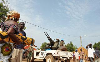 派駐在象牙海岸阿必尚西部地區的聯合國維和部隊(AFP)