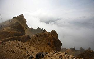 圖為長白山一景 (圖片來源:Getty images)