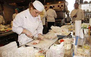 高中生烹飪比賽贏獎學金 19位學生參加